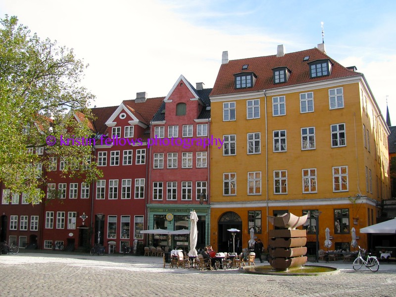 impossibly charming buildings