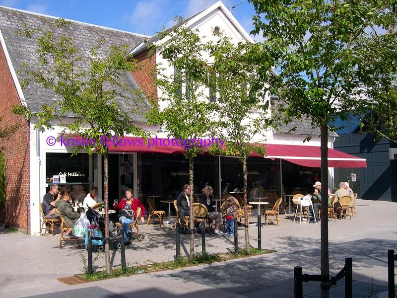 Café Mikkelson, Denmark