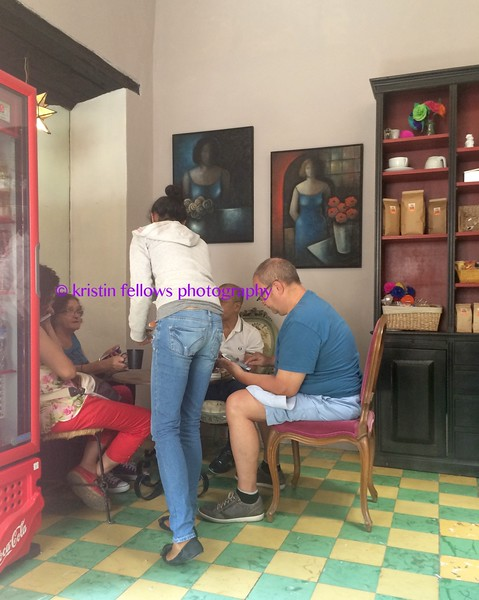 Case de Café, San Miguel de Allende