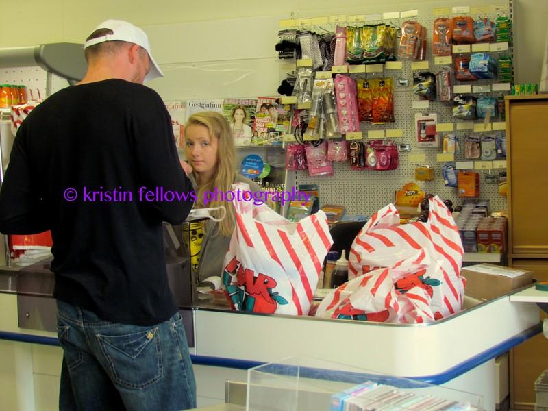 icelandic shopgirl