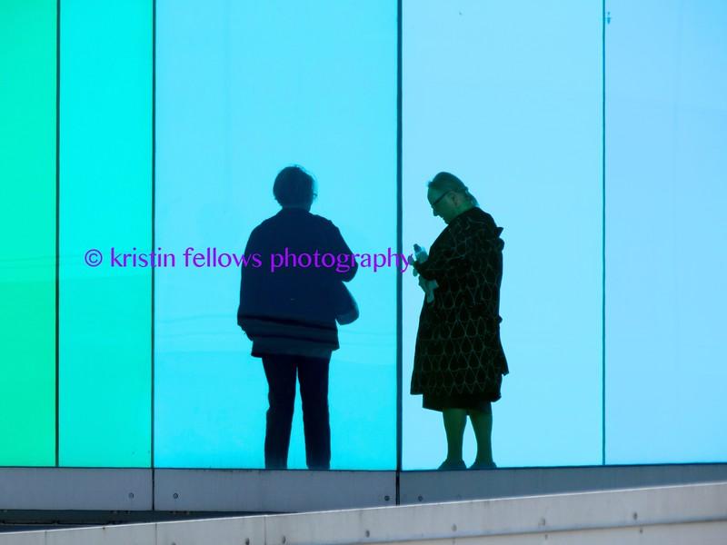 old friends, aros art museum, århus