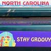 stay groovy, north carolina