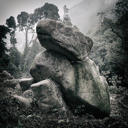 Stone composition
