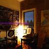 inside moni's flat