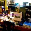 moni's desk