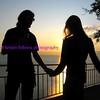 love & wine at sunset along the swiss riviera