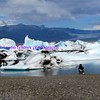 Jökulsárlón Glacial Lagoon, Iceland