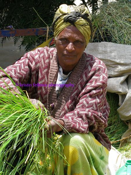 basket weaver, addis ababa, ethiopia