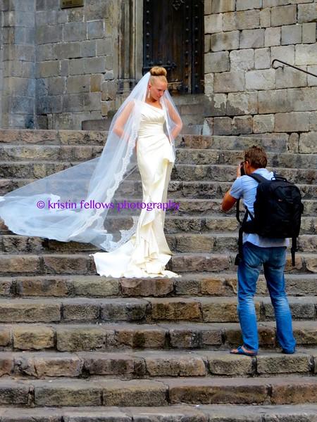 barcelona bride