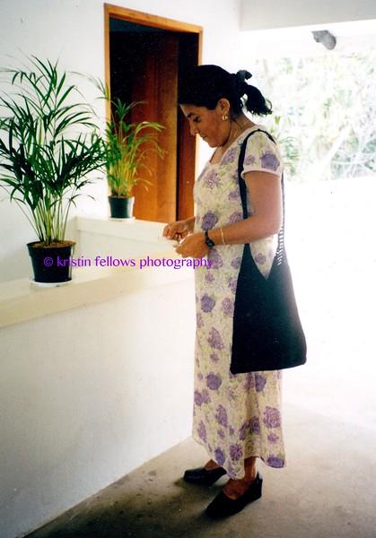 lou's housekeeper