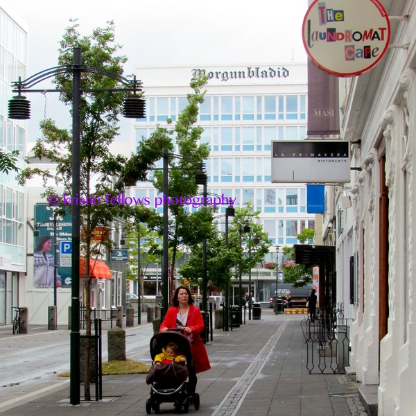 the morning news & the laudromat café
