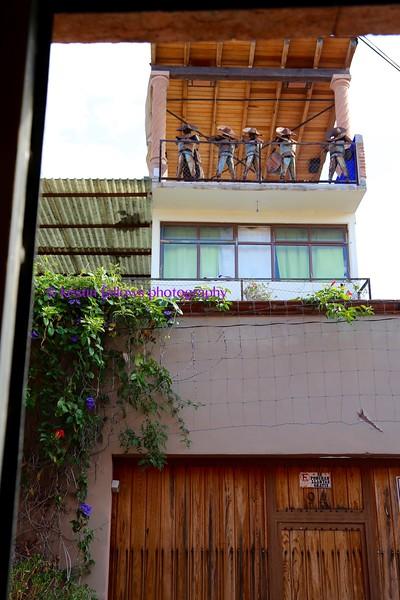 rooftop serenade