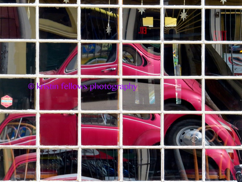 punch buggy puzzle
