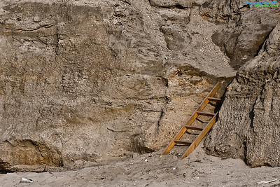 Sandwall Ladder, Fox Creek Island, Great South Bay