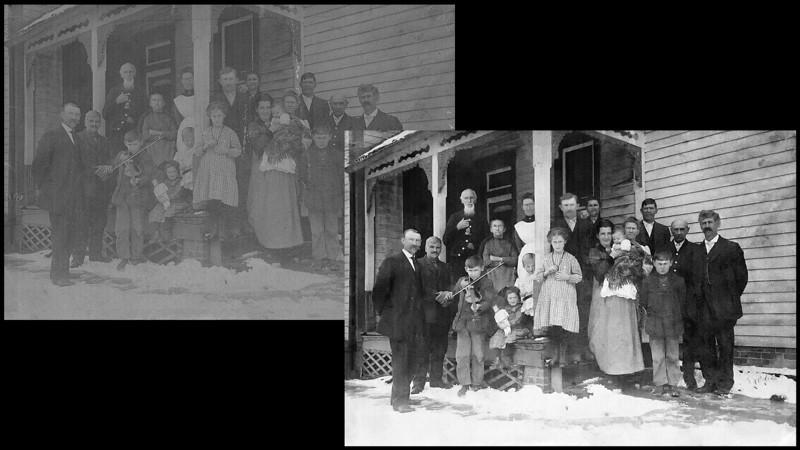 1914 family photo.