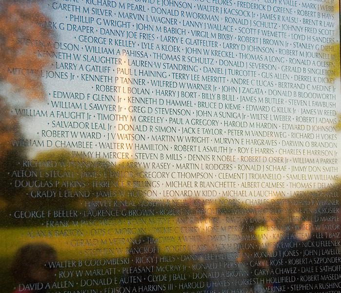 Viet Nam Veterans Memorial, Washington, D.C.