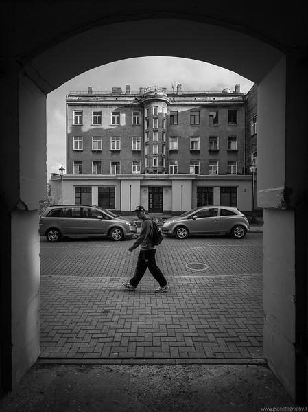 Ventspils Streets