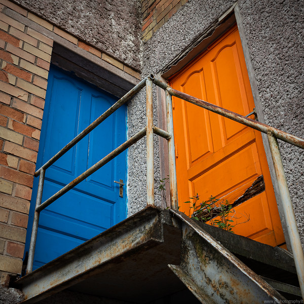 Doors And Colours