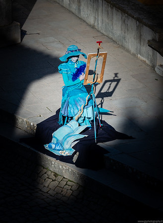 Color of Blue