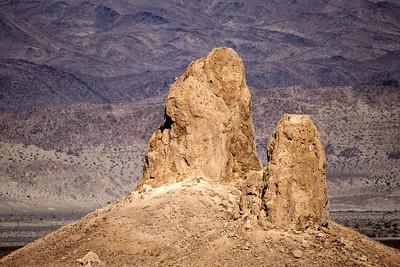 The Pinnacles of Trona