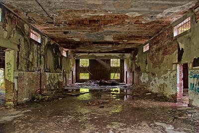 Peerless Coal and Coke Company Store Interior
