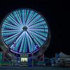 Ferris wheel time lapse 9089