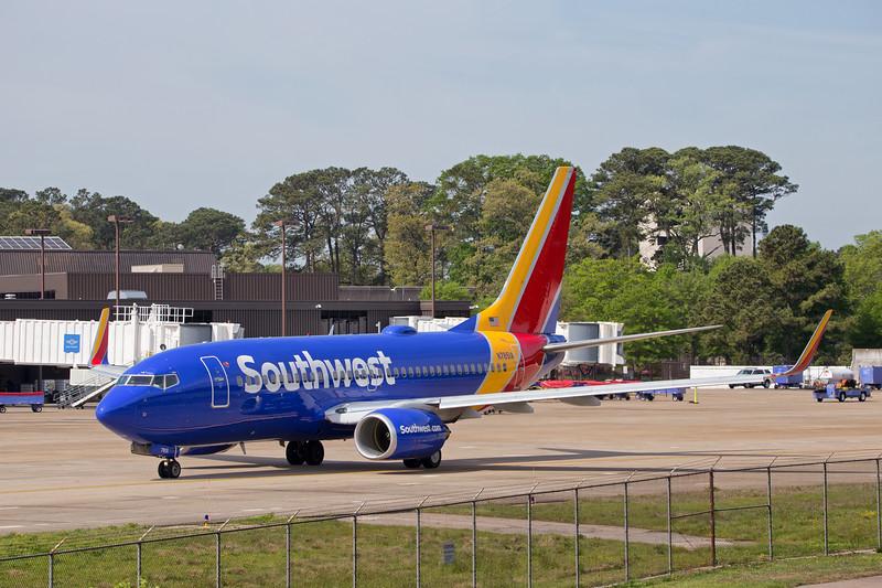 Southwest WN 123
