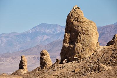 Pinnacles of Trona