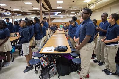 Saint Francis Seraph School 2017-9