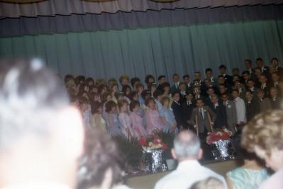 1965 Graduation