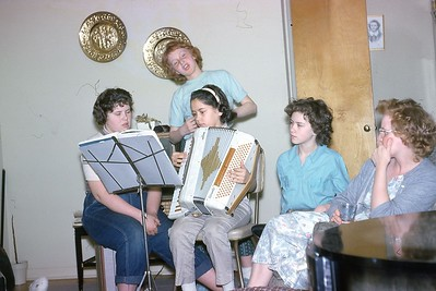 1962 Band Practice
