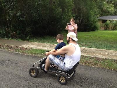 Go Cart w Uncle Josh (2)
