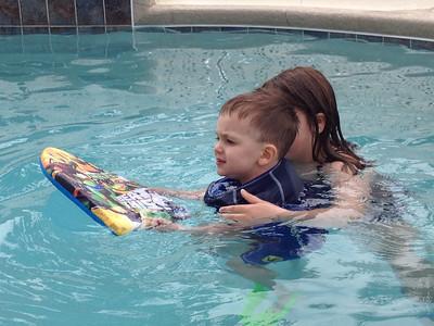 First Swim of 2014 (10)