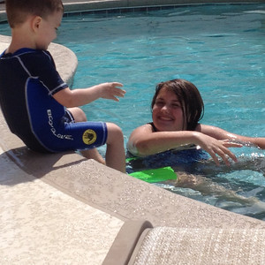 First Swim of 2014 (3)