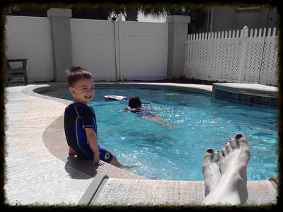 First Swim of 2014 (14)