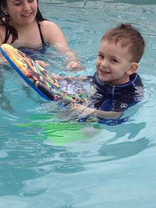 First Swim of 2014 (7)