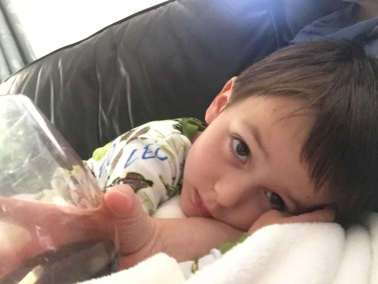 Sick Baby Boy (1)