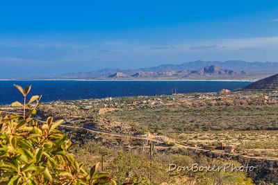Los Barilles on the Sea of Cortez.
