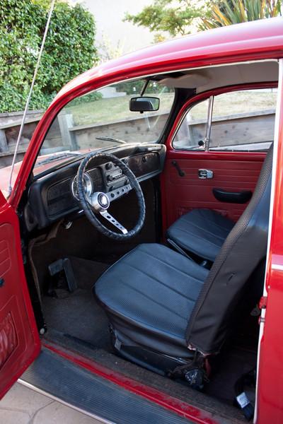 1969 VW Beetle Stream