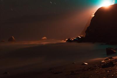 Night Ocean @ Limekiln State Park