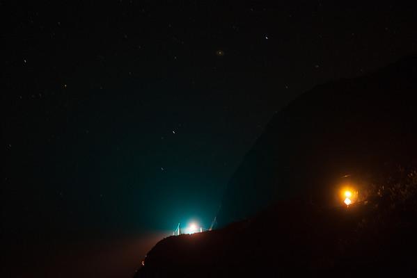 Night Lights @ Limekiln State Park