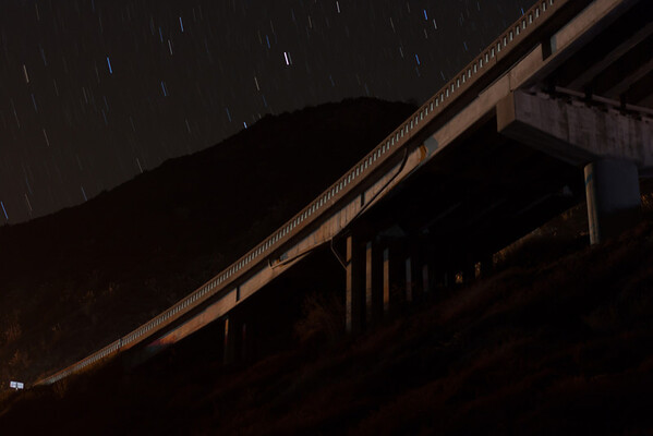 Highway 1 Bridge @ Limekiln State Park