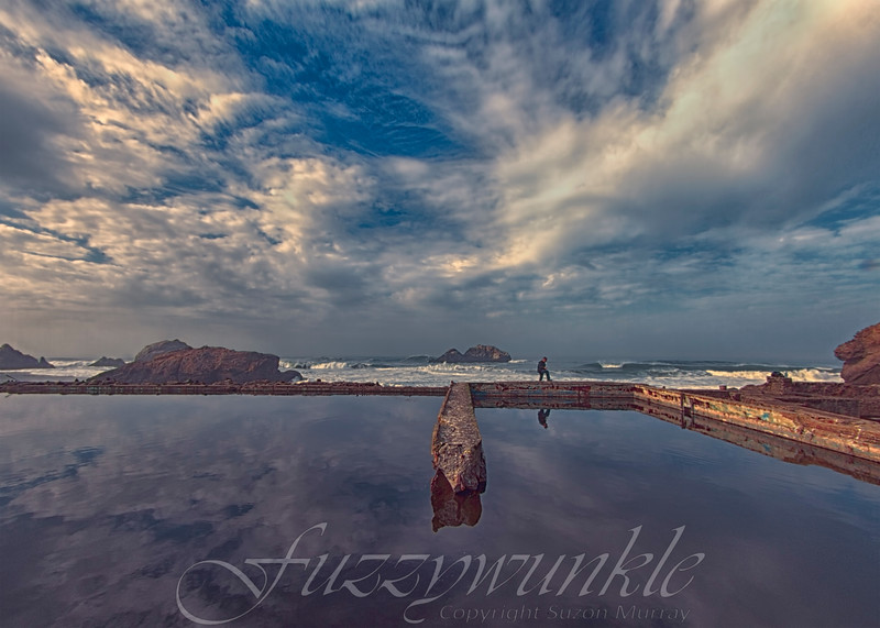 Reflections at Sutro