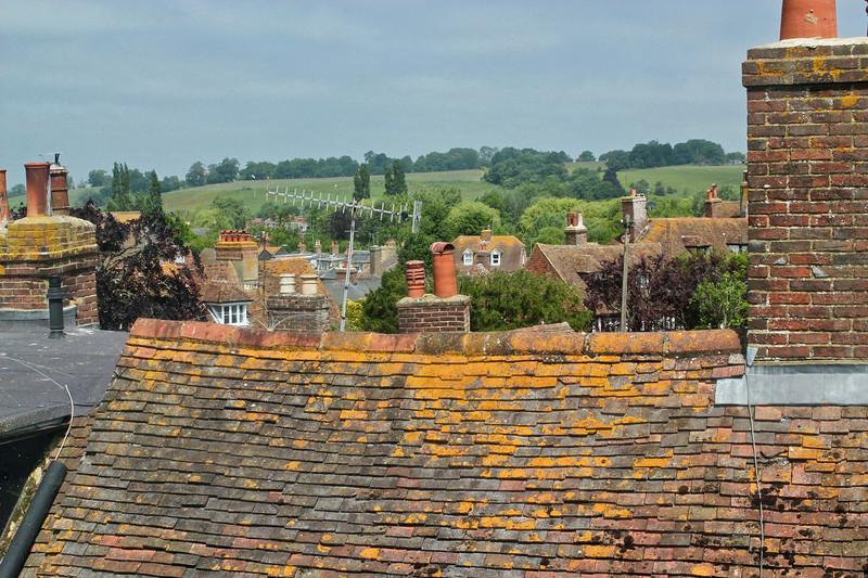 Rooftops in Rye