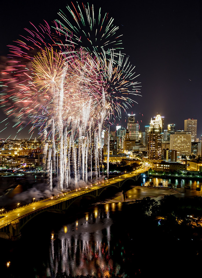 Minneapolis Aquatennial 2014
