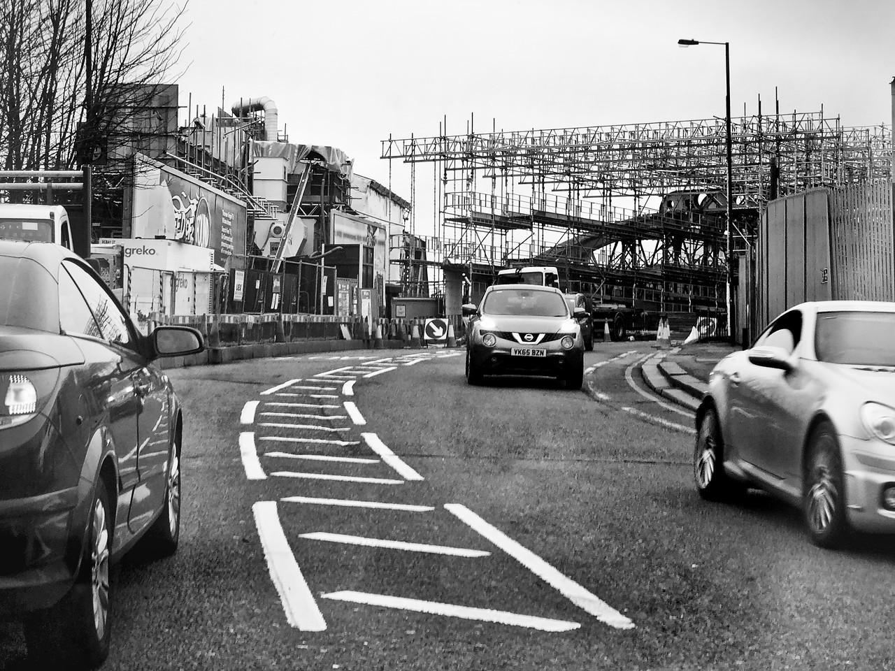 Scrubs Lane, Willesden Junction