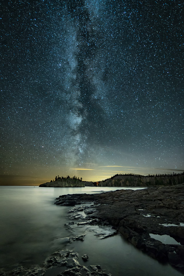 October Milky Way