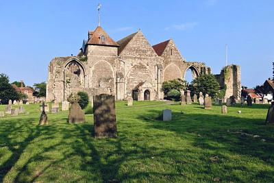 The Parish Church of Winchelsea, St Thomas the Martyr