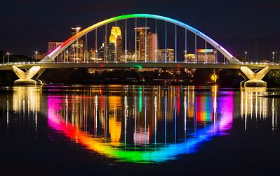 Rainbow Bridge - Pride Weekend 2017