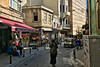 A street in Beyoglu, Istanbul